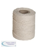 Twine Cotton Medium 250g 114m [Pack 6]