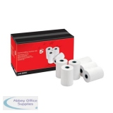 5 Star Office Thermal Printer Rolls Single-ply W80xD80xCore12.7mm 76m [Pack 20]