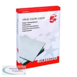 5 Star Value Copier Paper Multifunctional FSC Ream-Wrapped 80gsm A3 White [500 Sheets]