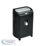5 Star SC16 Shredder 6mm Strip Cut 19.3 Litre 16x80gsm 8kg W353xD245xH590mm