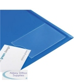 5 Star Office Envelope Stud Wallet with Card Holder Polypropylene A5 Assorted [Pack 5]