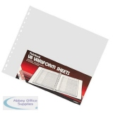 Twinlock V8 Variform 32 Column Cash Sheets Ref 75986 [Pack 75]