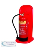 Spectrum Industrial Fire Extinguisher Stand Single 14370