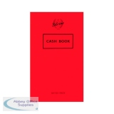 Silvine Plain Cash Book 72 Pages 159x95mm (24 Pack) 042C-T