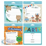 Tallon Boy Designs Invitation Cards (192 Pack) 4399