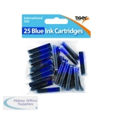 Tiger Blue Ink Cartridges, (300 Pack) 301090
