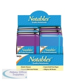 Notables A6 Notebooks Assorted (10 Pack) 301353