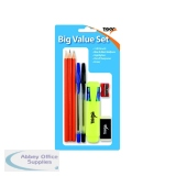 Big Value Stationery Set (12 Pack) 302264