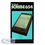 Rexel Scribe 654 Register 165x102mm 71000