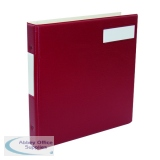 Rexel Variform Maroon V5 Multi-Ring Binder 75152