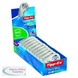 Tipp-Ex Pure Mini Ecolutions Compact Iconic Correction Tape (10 Pack) 918467