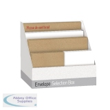 Selection Box Assorted White/Manilla Envelope UB70062