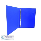 Blue 16mm 4O Presentation Ring Binder (10 Pack) WX47604