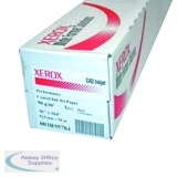 Xerox Performance White Coated Inkjet Paper Roll 914mm XR3R95784