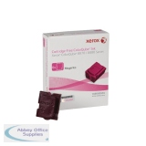 Xerox ColorQube 8870 Magenta Ink Stick (6 Pack) 108R00955