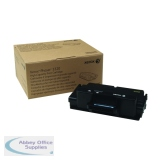 Xerox Phaser 3320 High Yield Black Toner Print Cartridge 106R02307