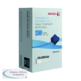 Xerox ColorQube 8570 Cyan Ink Stick 4.4K (2 Pack) 108R00931