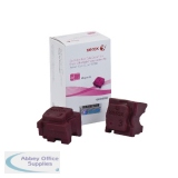 Xerox ColorQube 8700 Magenta Ink Stick (2 Pack) 108R00996