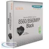 Xerox Phaser 8560/8560MFP Black Solid Ink Stick (6 Pack) 108R00727