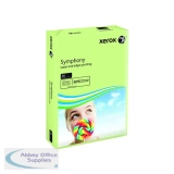 Xerox Symphony Pastel Green A4 160gsm Card (250 Pack) XX93226