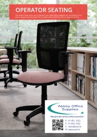 Abbey Office Supplies - Operator Seating (PDF Brochure)...